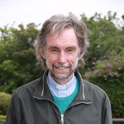Rev Ian Jonas