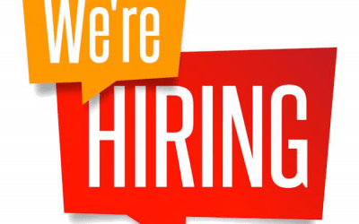 Job Opening – Part Time 4-month youth work post (cover)