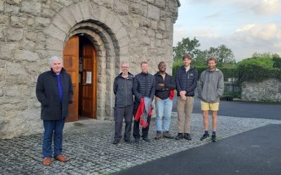 Parish Pilgrimage in the Footsteps of St. Patrick
