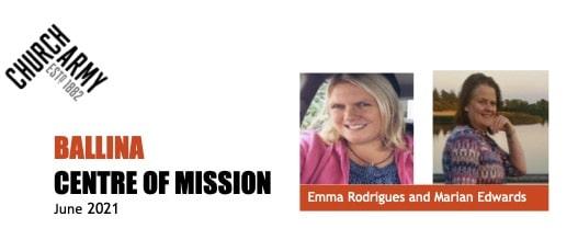 Ballina Centre of Mission – Newsletter
