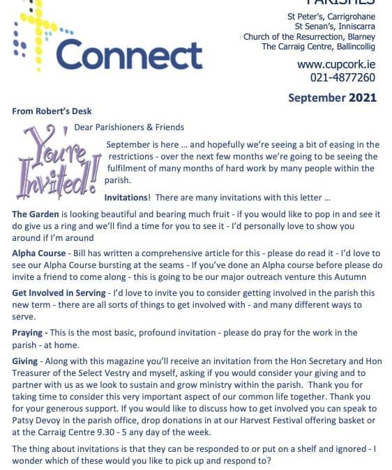 Connect September 2021