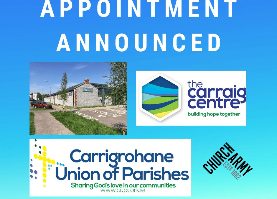 Carraig Centre Appointment